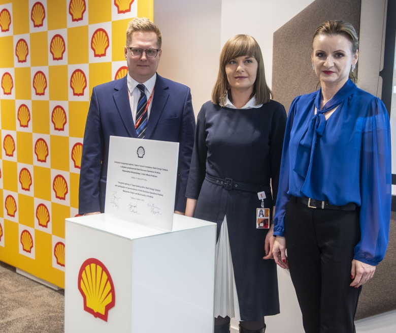 Shell Energy Campus